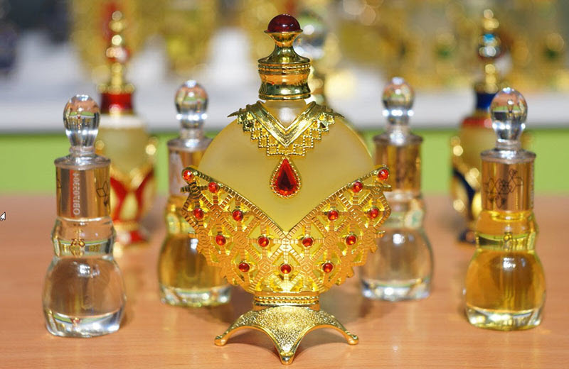 Tinh dầu nước hoa Dubai hot nhất hiện nay