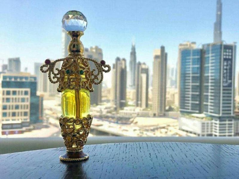 Tinh dầu nước hoa Dubai có nhiều công dụng tuyệt vời