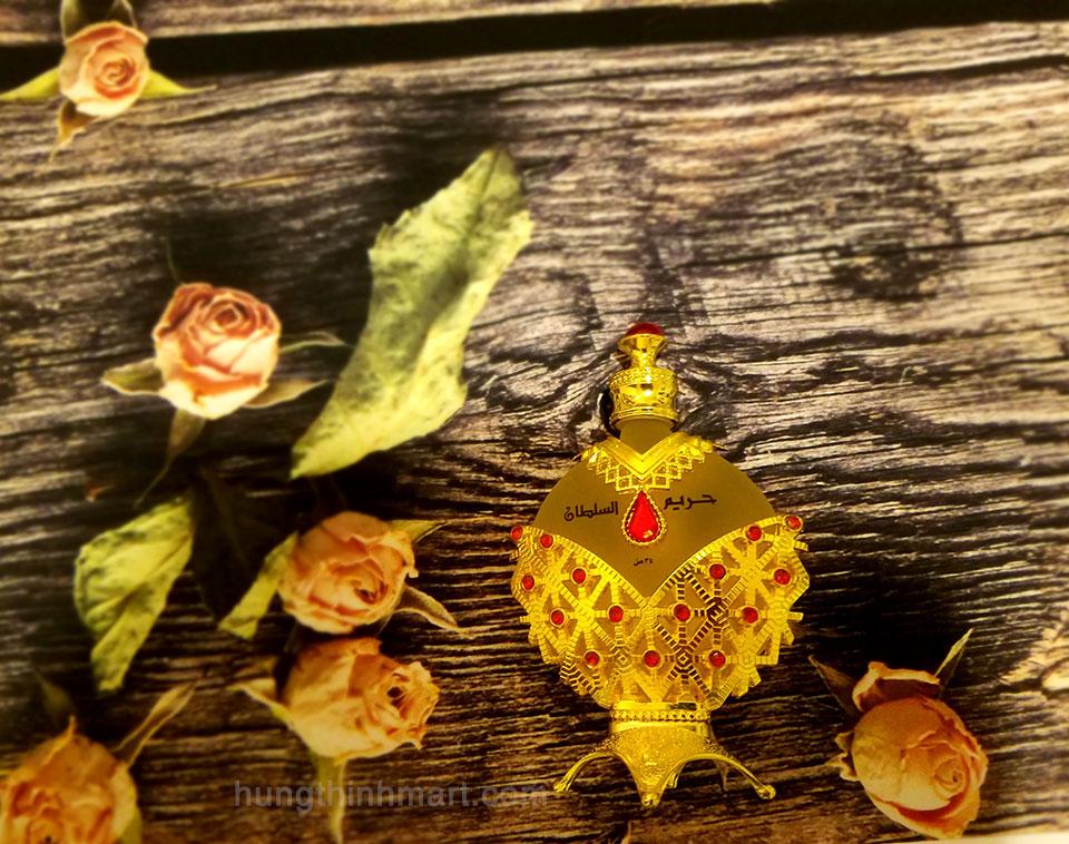 tinh dau nuoc hoa hareem al sultan