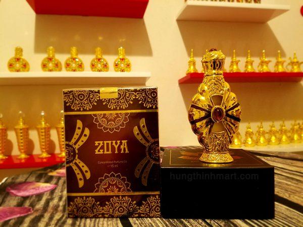 zoya perfume