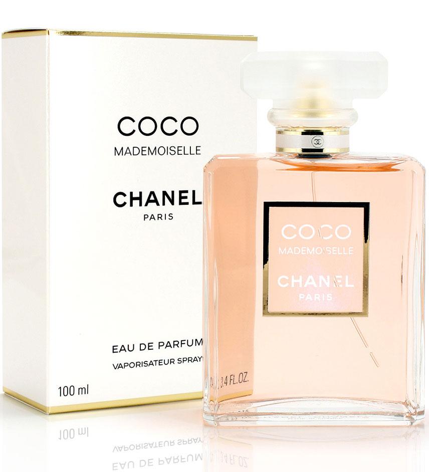 Mẫu chai nước hoa Coco Mademoiselle Chanel (Pháp)