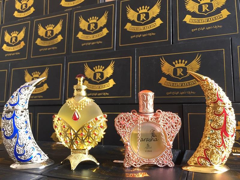 Bảng mùi tinh dầu nước hoa Dubai