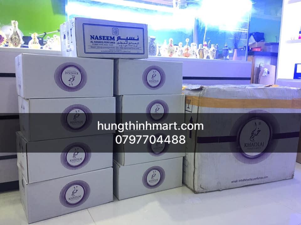 Chuyên cung cấp, phân phối sỉ tinh dầu nước hoa dubai uy tín, chất lượng nhất trên toàn quốc