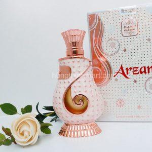 Tinh dầu nước hoa dubai Arzan thơm dai