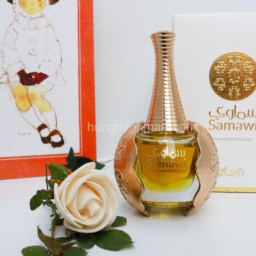 Tinh dầu nước hoa Dubai Samawi