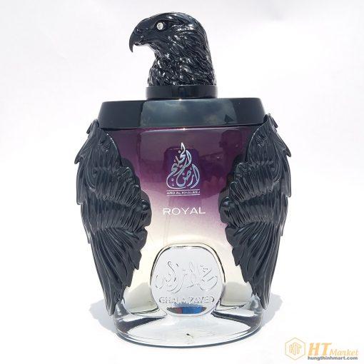Nước hoa ghala zayed luxury black