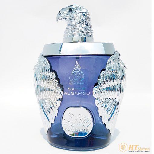 Nước hoa dubai cao cấp ghala zayed luxury silver