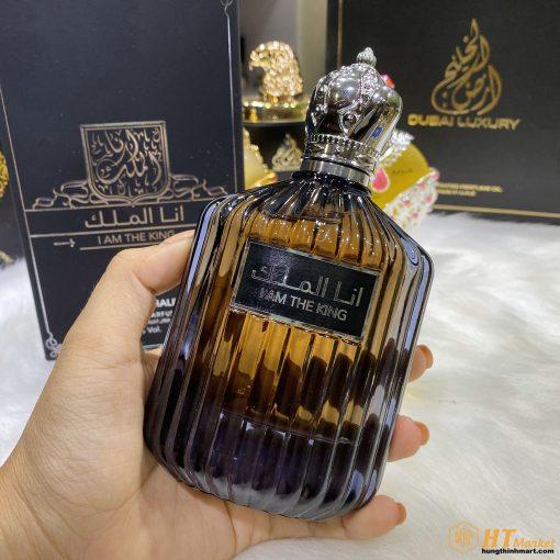 Nước hoa Dubai nam tính sang trọng I Am The King (Ana Al Malik)