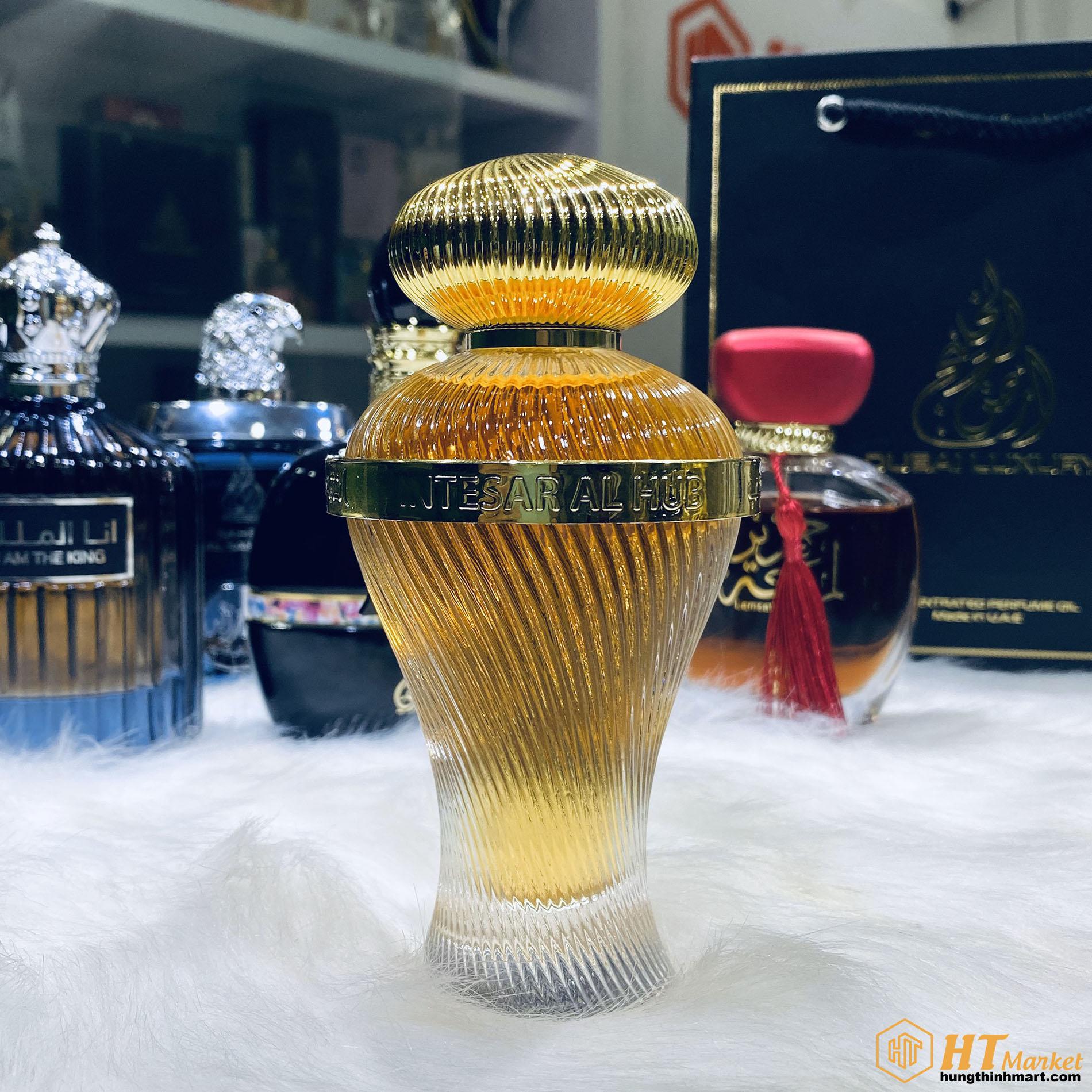Nước hoa Dubai nữ Intesar Al Hub gợi cảm, tinh tế 100ml HT Market