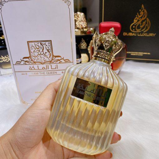 Nước hoa Dubai nữ I Am The Queen