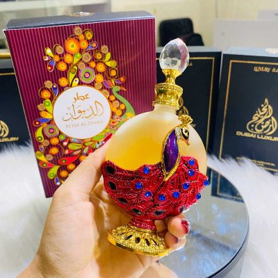 Tinh dầu dubai nội địa Attar Al Diwan