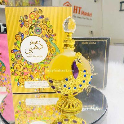 Tinh dầu nước hoa Dubai Attar Dhahabi sexy