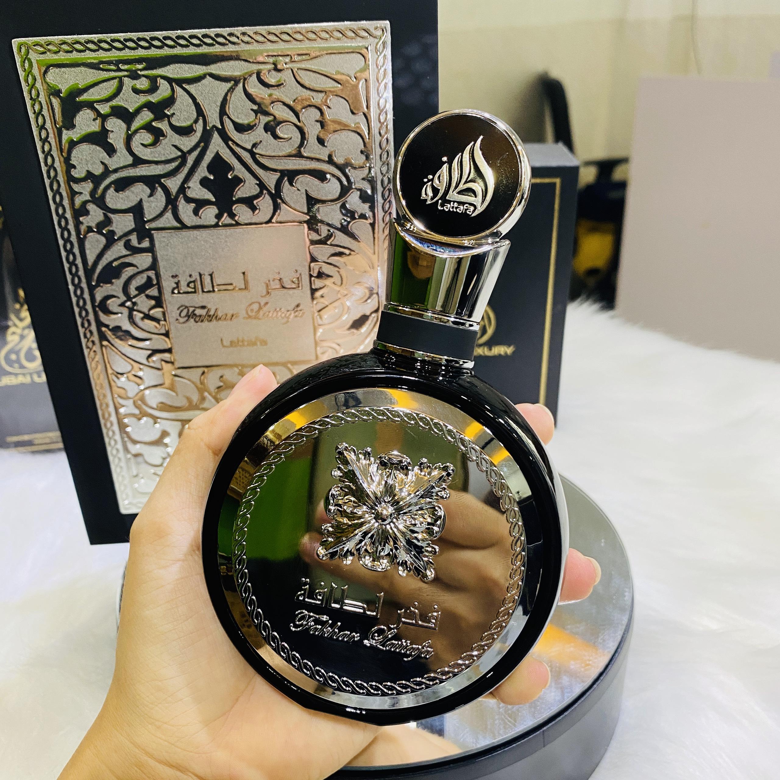 Nước hoa Dubai Fakhar Lattafa sang trong