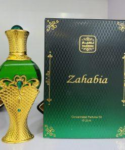 Tinh dầu nước hoa Dubai Zahabia nồng nànt