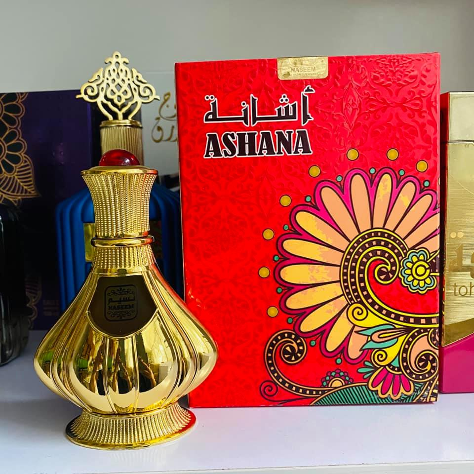 tinh dầu nước hoa dubai ashana