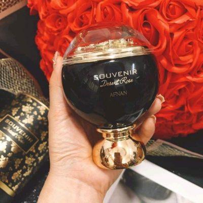 Nước Hoa Dubaicao cấp Afnan Souvenir Desert Rose