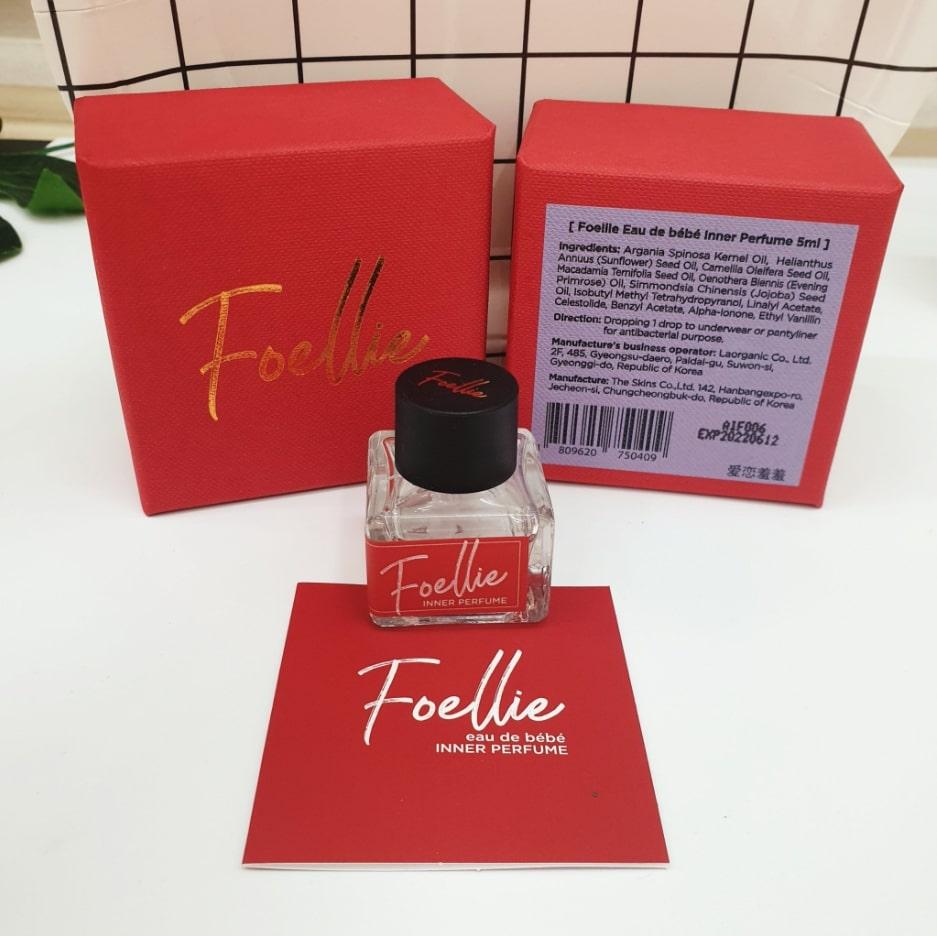 Nước Hoa Vùng Kín Foellie Inner Perfume Tốt Nhất Hiện Nay