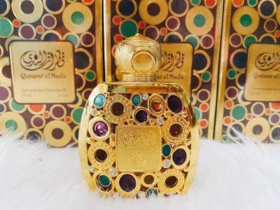 Tinh dầu nước hoa Dubai Qatarat Al Nada ngọt ngào