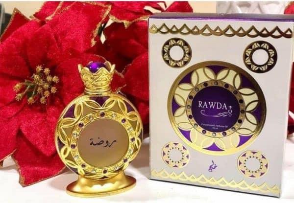 Tinh dầu nước hoa Dubai Rawda 35ml sang trọng